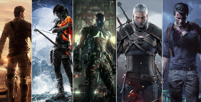 Meilleurs jeux PS4 (juin 2018)