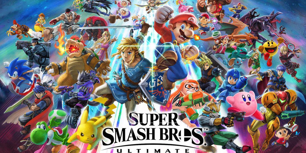 E3 2018:  Super Smash Bros. Ultimate a finalement été révélé
