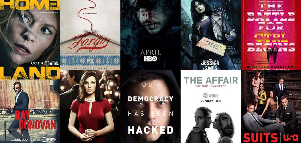Les 100 meilleures séries TV de tous les temps