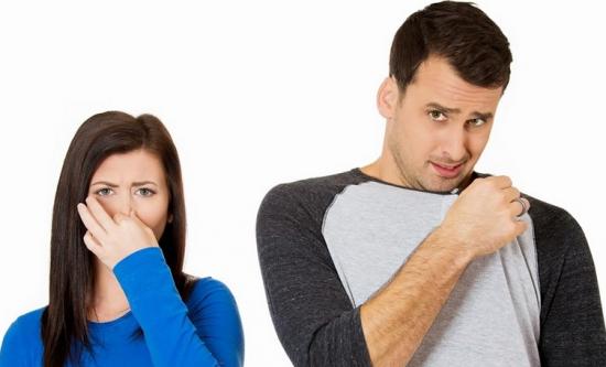 Que signifie les odeurs de votre corps sur l'état de votre santé