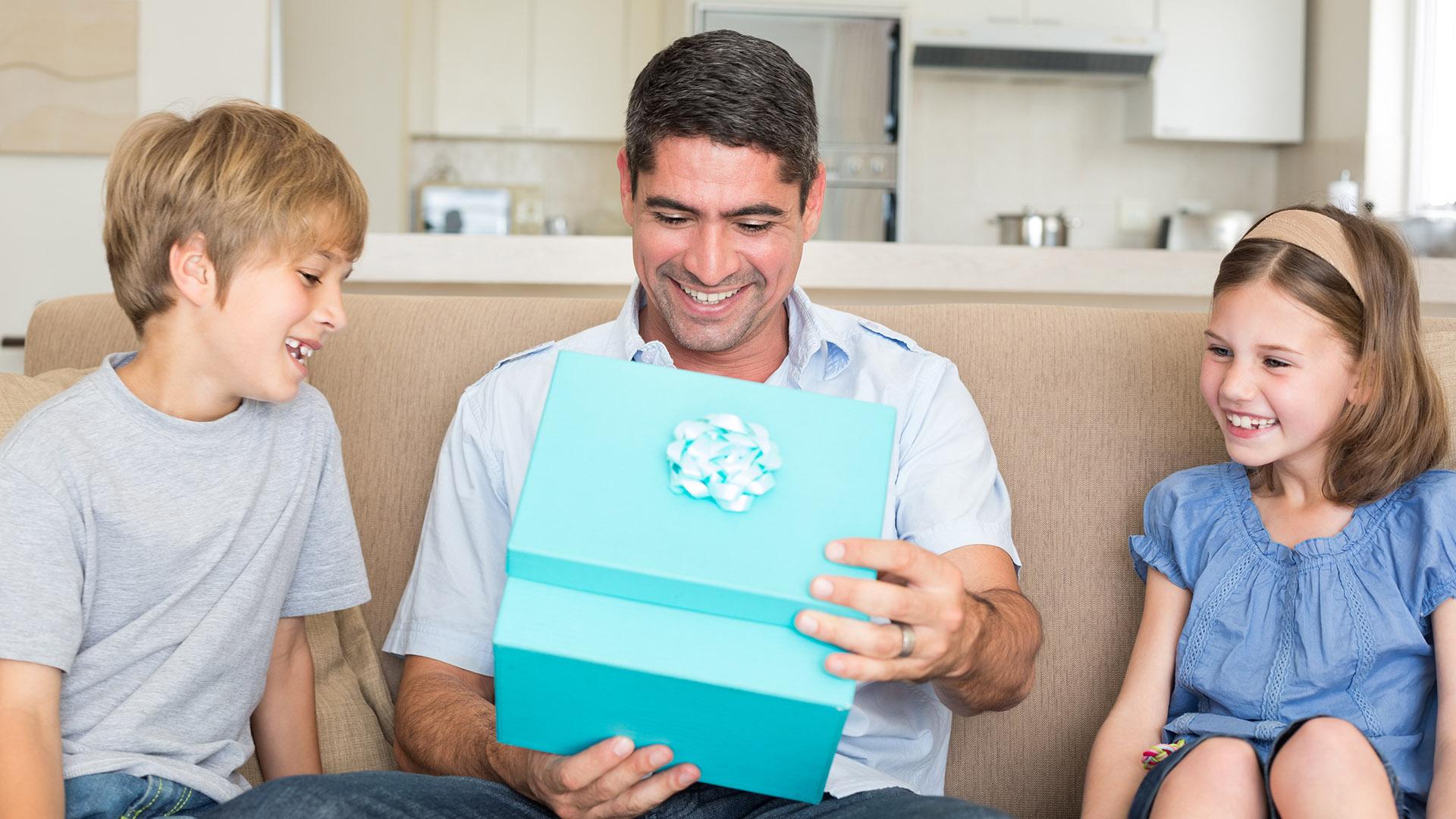 Voici des idées de cadeaux pour la fête des pères