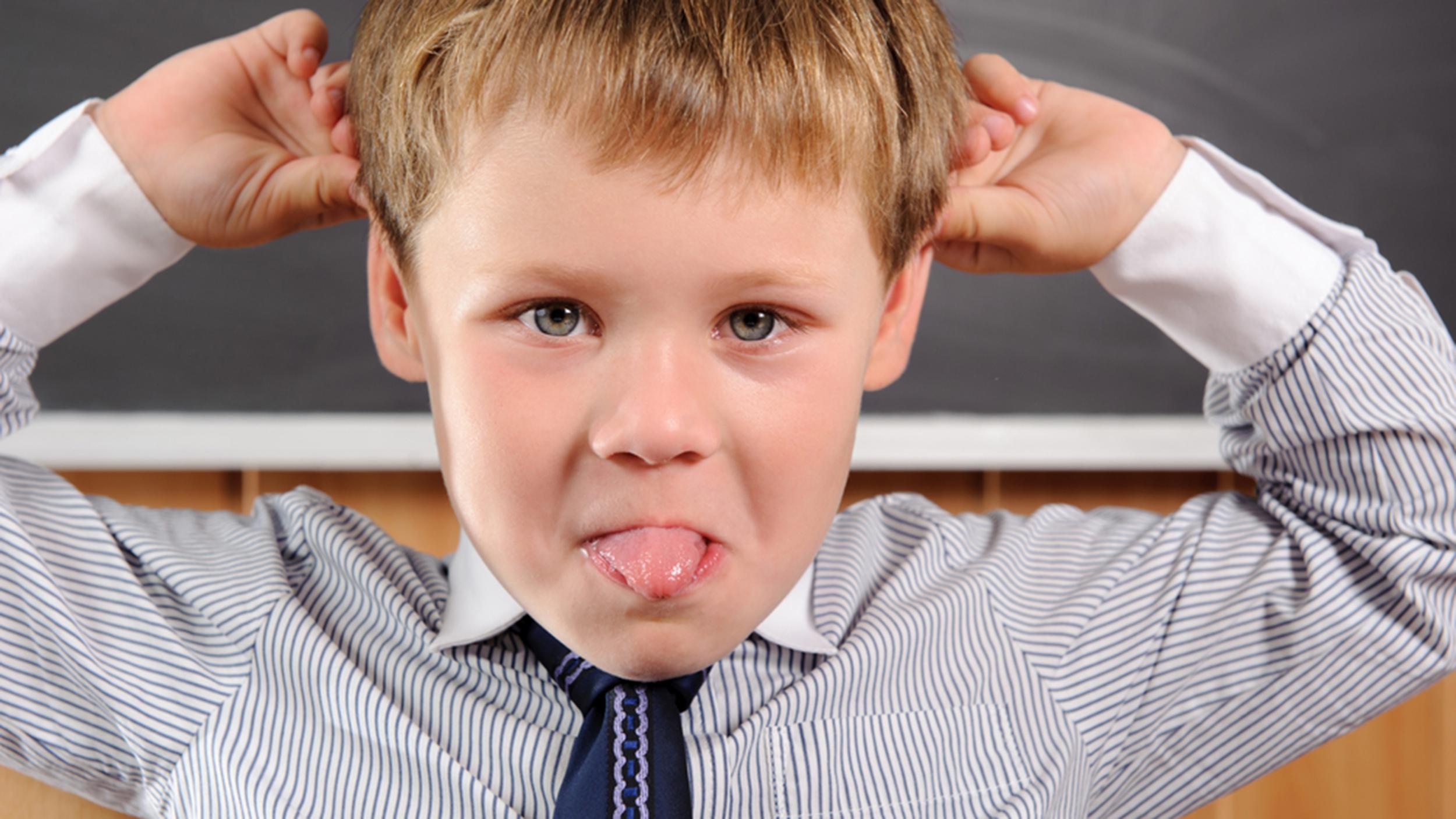 Comment réagir avec un enfant désobéissant dans ces situations ???