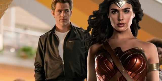 'Wonder Woman 1984 ' la première image révèle le retour de Chris Pine