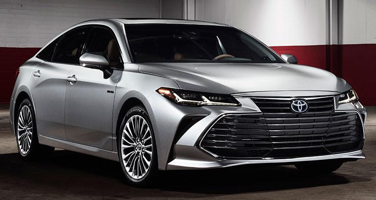 Les nouvelles voitures les plus cool de 2019