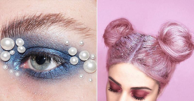 Ces dernières tendances de beauté sont si fous!!