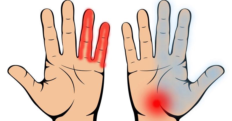 Voici ce que vos mains peuvent dire sur votre santé