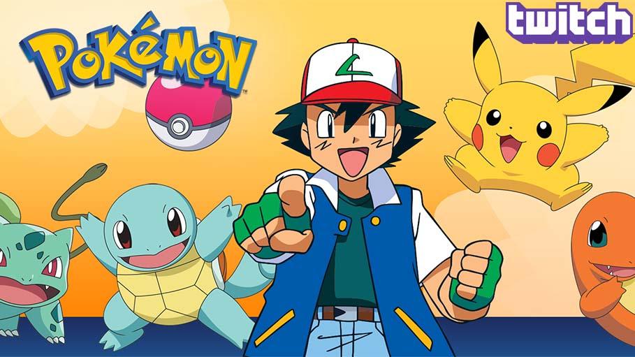 Massive Pokemon Marathon commence sur Twitch la semaine prochaine
