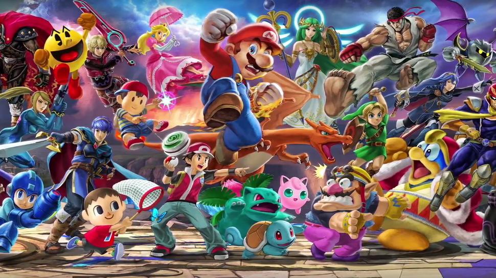 Nintendo dévoile cinq nouveaux combattants «Super Smash Bros. Ultimate» et 103 Stages