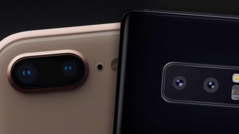 Voici les meilleur smartphones photo de 2018
