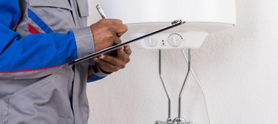 Comment réparer un ballon d'eau chaude?
