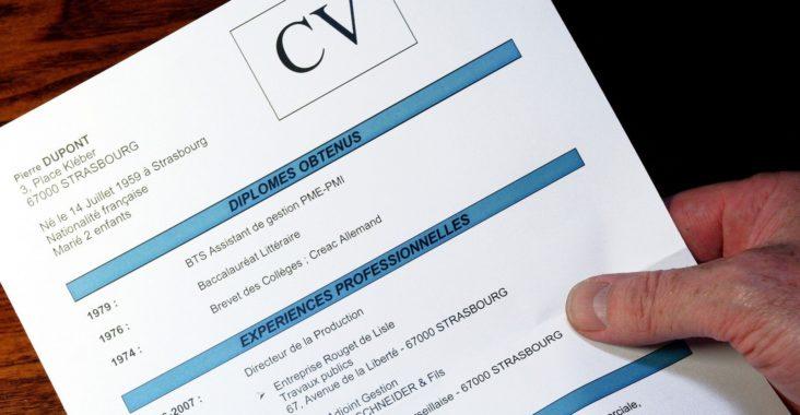 Combien de pages votre CV doit-il être?