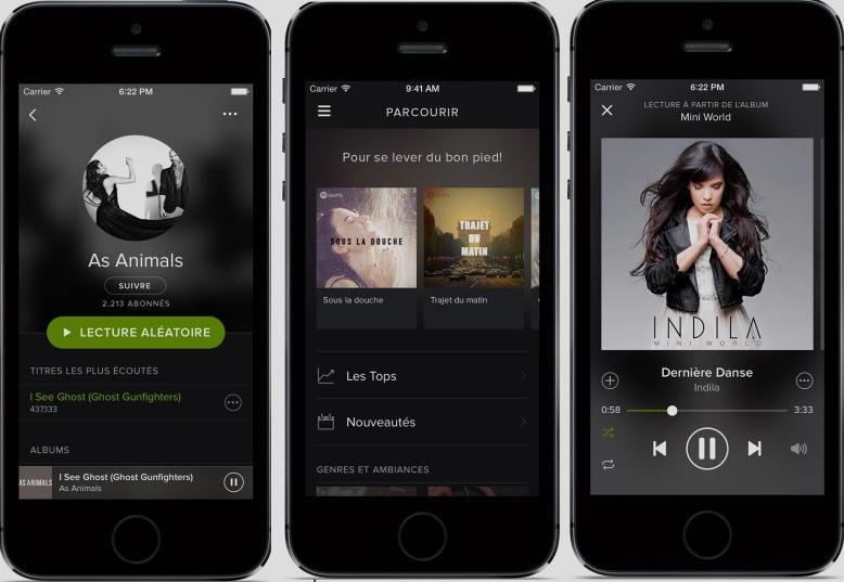 telecharger musique gratuitement pour portable