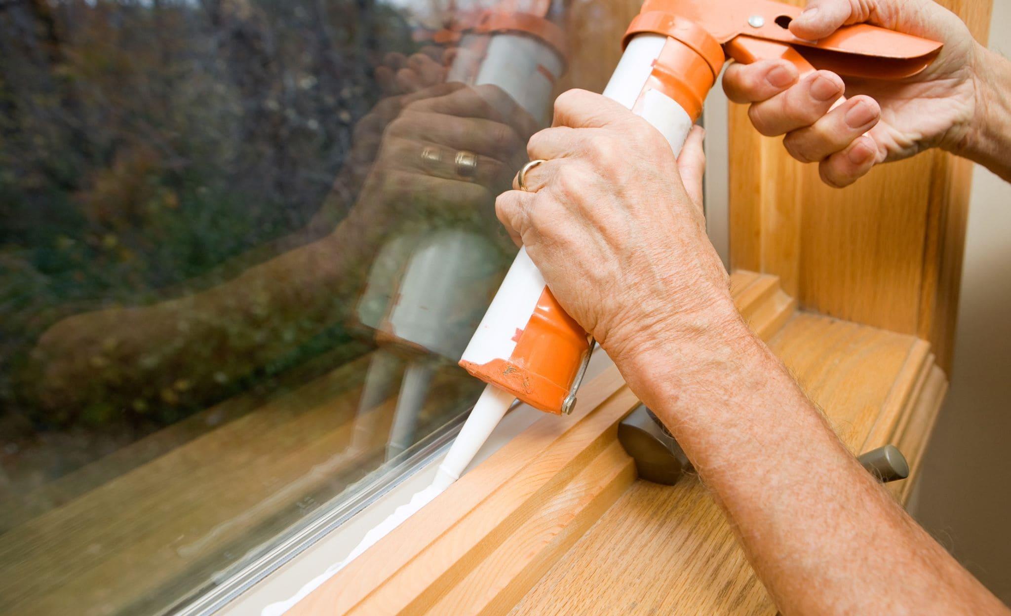 Comment faire la pose mastic vitrier chez vous?
