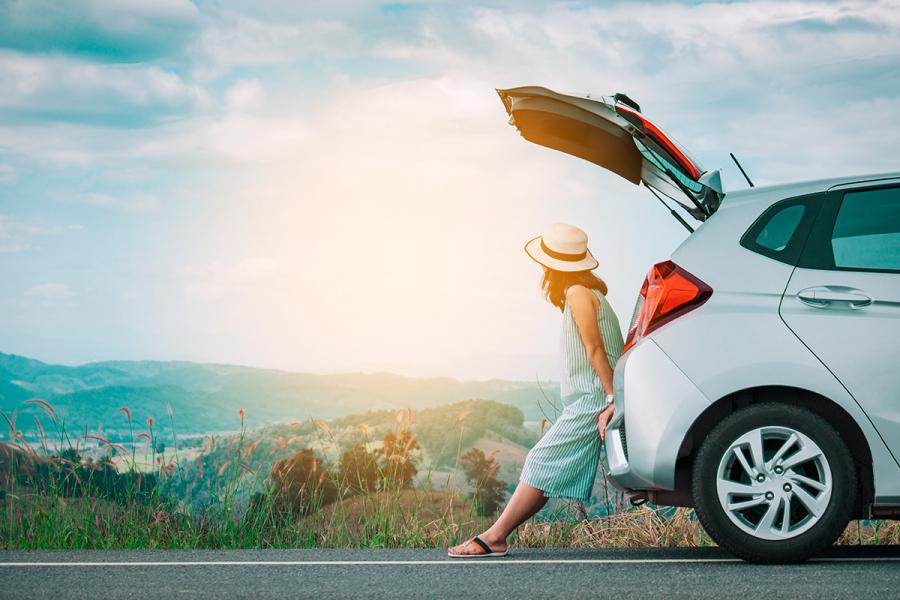 La location de voiture: le service client se fera un plaisir de vous aider